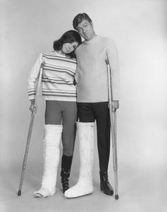 """The Dick Van Dyke Show""Mary Tyler Moore, Dick Van Dykecirca 1961Photo by Gabi Rona - Image 5405_0051"