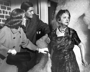 """Bewitched""Elizabeth Montgomery, Dick York and Marion Lornec. 1967 ABC**I.V. - Image 5406_0065"