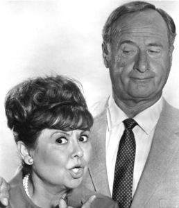 """""""Bewitched"""" George Tobias and Sandra Gouldc. 1968 ABC**I.V. - Image 5406_0079"""