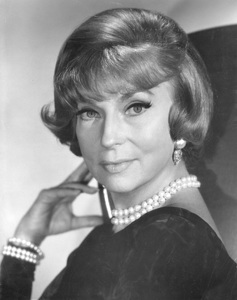 """""""Bewitched""""Agnes Moorehead circa 1965**I.V. - Image 5406_0094"""