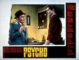 """""""Psycho,""""Lobby Card. © 1960 Paramount - Image 5408_0011"""