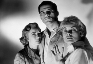 """Psycho,""Vera Miles, John Gavin, Janet Leigh. © 1960 Paramount - Image 5408_0031"