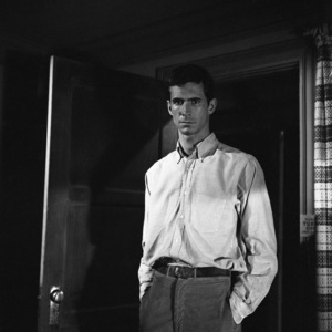 """Psycho""Anthony Perkins1960 ParamountPhoto by William Creamer** I.V. - Image 5408_0036"