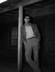 """Psycho"" Anthony Perkins 1960 Paramount ** I.V. - Image 5408_0042"