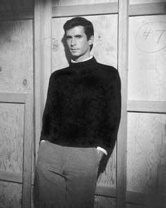 """Psycho""Anthony Perkins1960 ParamountPhoto by William Creamer**I.V. - Image 5408_0043"