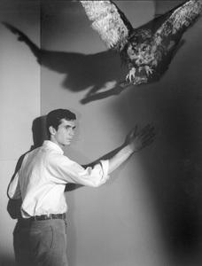 """Psycho""Anthony Perkins1960 ParamountPhoto by William Creamer**I.V. - Image 5408_0054"