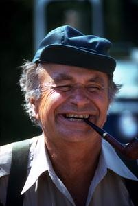"""Rockford Files""Noah Beery Jr.1975 NBC © 1975 Gene TrindlMPTV - Image 5411_0020"