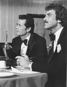 """The Rockford Files""James Garner, Tom Selleck1979** I.V. - Image 5411_0030"