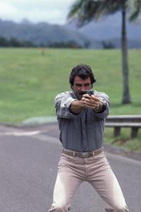 """""""Magnum, P.I.""""Tom Selleck1986 © 1986 Gene Trindl - Image 5412_0028"""