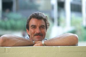 """""""Magnum P.I.""""Tom Selleck1982 © 1982 Gene Trindl - Image 5412_0053"""