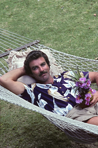 """Magnum, P.I.""Tom Selleck1982 © 1982 Gene Trindl - Image 5412_0104"