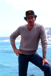 """Magnum P.I.""Tom Selleck1983 © 1983 Gene Trindl - Image 5412_0106"