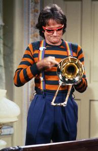 """Mork & Mindy""Robin Williams © 1978 David Sutton - Image 5414_0019"