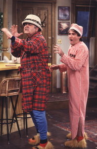 """Mork & Mindy""Jonathan Winters, Robin Williams1982 ABC © 1982 David Sutton - Image 5414_0036"
