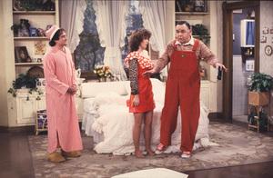 """Mork & Mindy""Robin Williams,Pam Dawber,Jonathan Winters1982 ABC © 1982 David Sutton - Image 5414_0040"