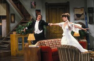 """Mork and Mindy""Pam Dawber, Robin Williams1982 © 1982 David Sutton - Image 5414_0062"