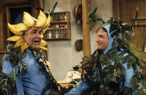 """Mork & Mindy""Robin Williams, Jonathan Winters1982© 1982 David Sutton - Image 5414_0065"