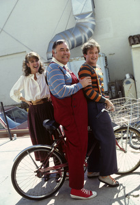 """Mork & Mindy""Pam Dawber, Robin Williams, Jonathan Winters1981 © 1981 Gunther - Image 5414_0077"