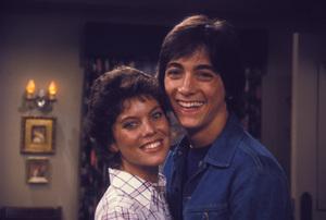 """""""Happy Days""""Erin Moran, Scott Baio1982 © 1982 David Sutton - Image 5417_0027"""