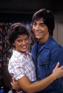 """""""Happy Days""""Erin Moran, Scott Baio1982 © 1982 David Sutton - Image 5417_0028"""