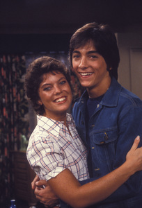 """Happy Days""Erin Moran, Scott Baio1982 © 1982 David Sutton - Image 5417_0041"