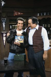 """Happy Days""Henry Winkler, Al Molinaro1982 © 1982 David Sutton - Image 5417_0048"