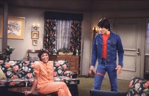 """""""Happy Days""""Erin Moran, Scott Baio1982 © 1982 David Sutton - Image 5417_0067"""
