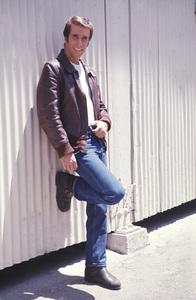 """Happy Days""Henry Winkler1976 © 1978 David Sutton - Image 5417_0103"