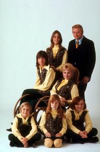 """Partridge Family, The""Susan Dey, David Cassidy, Shirley Jones, Danny Bonaduce, Suzanne Crough, Brian Forster1972  © 1978 Gene Trindl - Image 5418_0011"