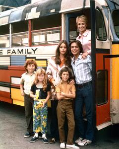 """The Partridge Family""Susan Dey, Danny Bonaduce, David Cassidy & Shirley JonesC. 1972**I.V. - Image 5418_0051"