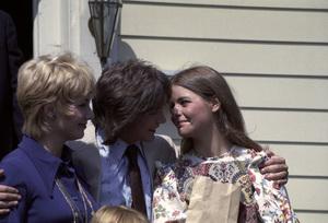 """The Partridge Family""Shirley Jones, David Cassidy, Susan Deycirca 1970s** H.L. - Image 5418_0064"
