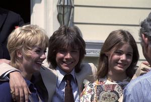 """The Partridge Family""Shirley Jones, David Cassidy, Susan Deycirca 1970s** H.L. - Image 5418_0065"