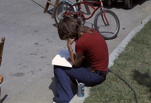 """The Partridge Family""David Cassidycirca 1970s** H.L. - Image 5418_0066"