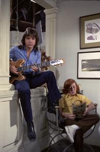 """The Partridge Family""David Cassidy, Danny Bonaducecirca 1970s** H.L. - Image 5418_0073"