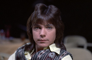 """The Partridge Family""David Cassidycirca 1970s** H.L. - Image 5418_0074"