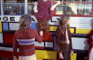 """The Partridge Family""David Cassidy, Danny Bonaduce, Susan Deycirca 1970s** H.L. - Image 5418_0076"