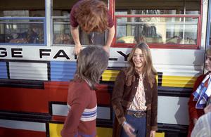 """The Partridge Family""David Cassidy, Danny Bonaduce, Susan Dey, Shirley Jonescirca 1970s** H.L. - Image 5418_0077"