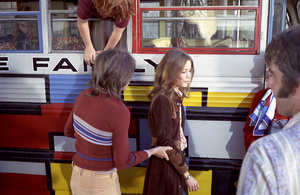 """The Partridge Family""David Cassidy, Susan Deycirca 1970s** H.L. - Image 5418_0078"