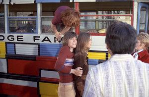 """The Partridge Family""David Cassidy, Danny Bonaduce, Susan Dey, Shirley Jonescirca 1970s** H.L. - Image 5418_0079"