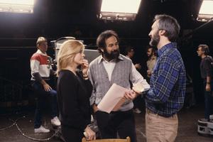 """Family Ties""Meredith Baxter, Michael Gross, Gary David Goldberg1984© 1984 Gene Trindl - Image 5419_0046"