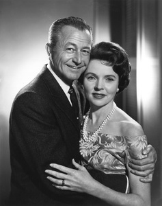 """Father Knows Best""Robert Young, Jane Wyattcirca 1960Photo by Gabi Rona - Image 5420_0010"