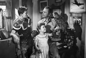 """Father Knows Best"" Robert Young, Lauren Chapin, Billy Gray circa 1955 ** C.G.C. - Image 5420_0019"