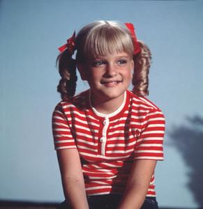 """The Brady Bunch""                                                             Susan OlsenCirca 1971 ABC**I.V. - Image 5421_0062"