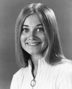 """The Brady Bunch""Maureen McCormickcirca 1972 ABC** I.V. - Image 5421_0088"