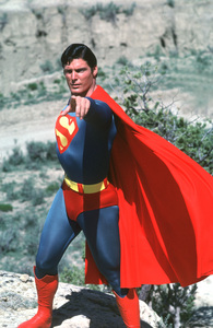"""""""Superman"""" Christopher Reeve 1978 © 1978 Gunther - Image 5422_0010"""