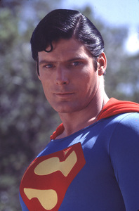 """""""Superman"""" Christopher Reeve 1978 © 1978 Gunther - Image 5422_0117"""
