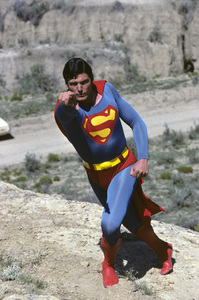 """""""Superman""""Christopher Reeve1978 © 1978 Gunther - Image 5422_0128"""
