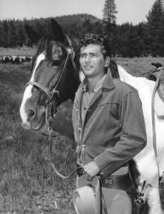 """Bonanza""Michael Landon circa 1959**I.V. - Image 5424_57"