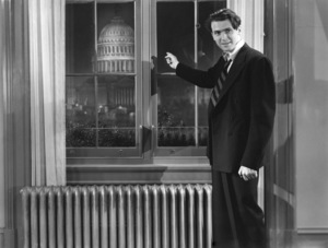 """Mr. Smith Goes to Washington""James Stewart1939 Columbia**I.V. - Image 5428_0008"