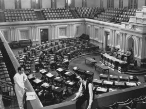 """Mr. Smith Goes to Washington""Frank Capra, James Stewart1939 Columbia**I.V. - Image 5428_0020"